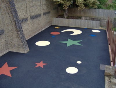 Bishop Harvey Wetopur Playground Surface Project