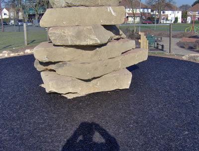 Bouncebark Rubber Mulch Doncaster Bounceback Safety