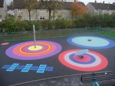 Play Area at Northolme Estate, Earby, Lancashire