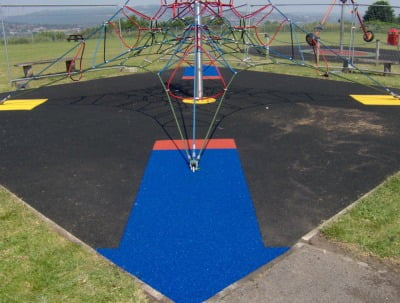 Rubberised Safety Surface Replacement