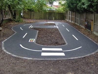 Street Circuit at St Pauls Nursery Adlington