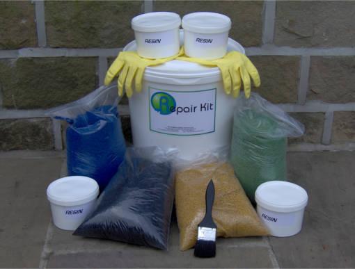 Bounceback Wetpour Repair Kit