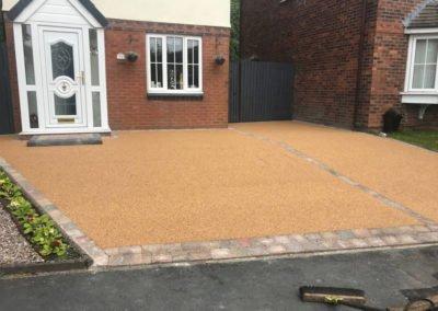 Resin Bound Gravel Driveway Accrington