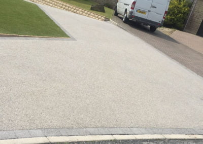 Grey Aggre-Scape path and driveway